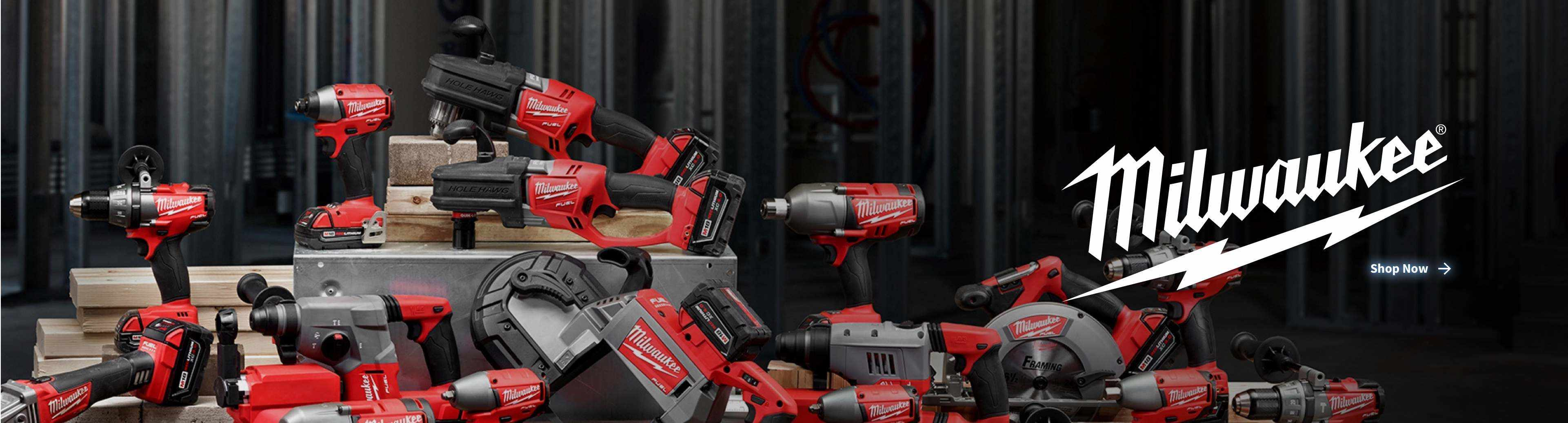 Shop Milwaukee power tools from Bliffert Lumber