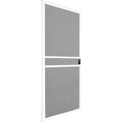 Precision Branson 36 In. White Steel Replacement Patio Door Screen