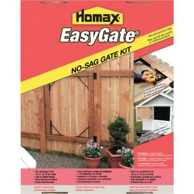Homax Easy Gate No-Sag Bracket Kit