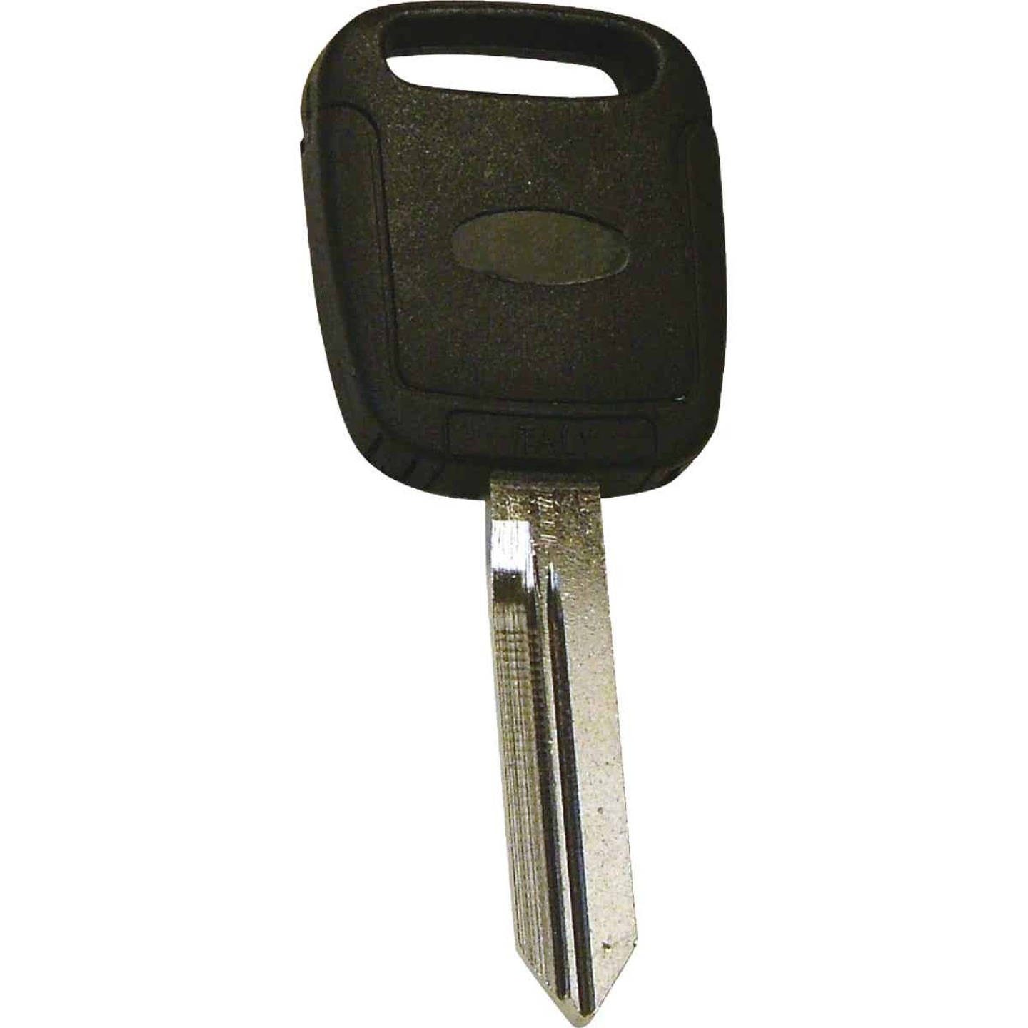 Hy-Ko Ford Nickel Plated Programmable Chip Key Image 1