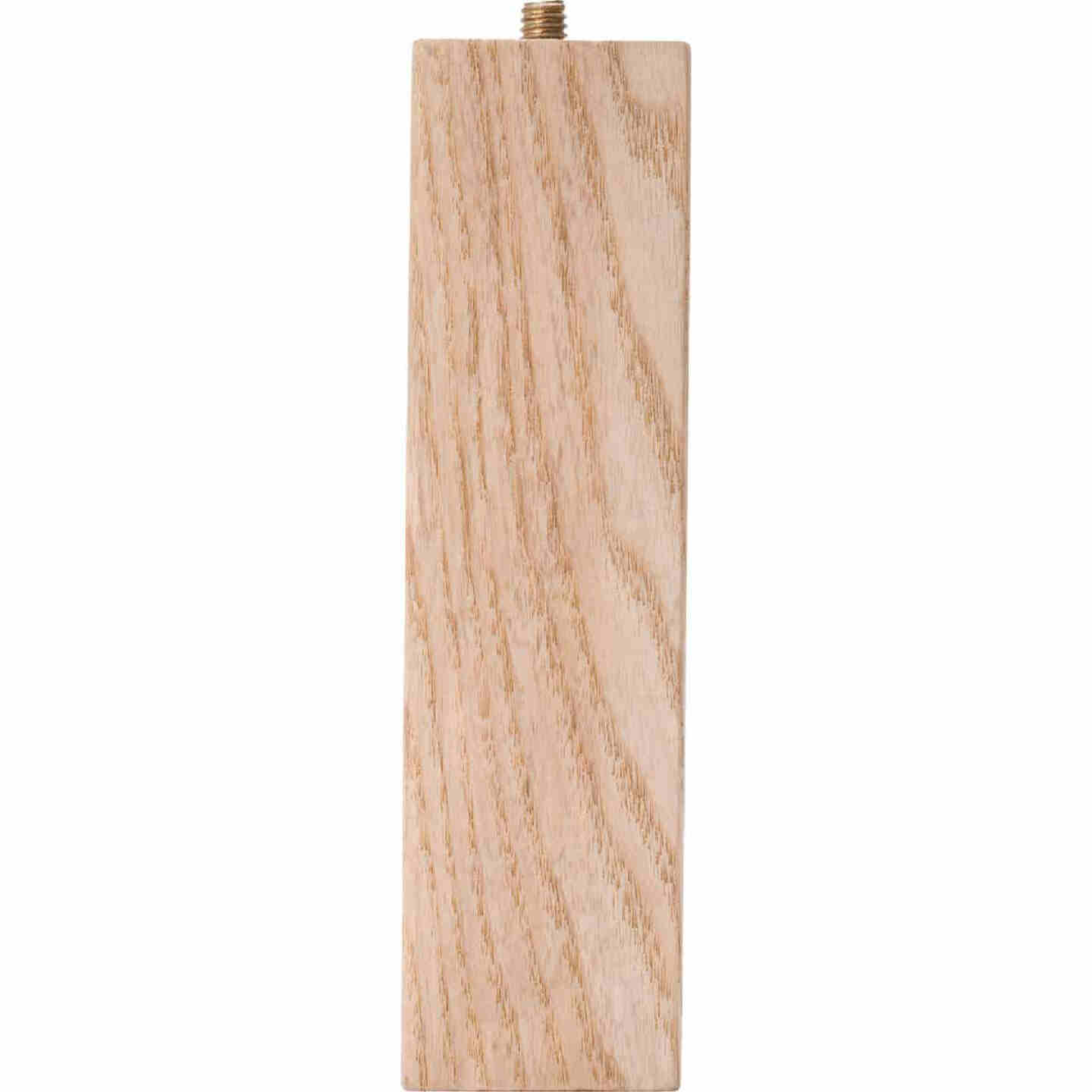 Waddell 6 In. 1-5/8 In. Ash Parson Table Leg Image 1