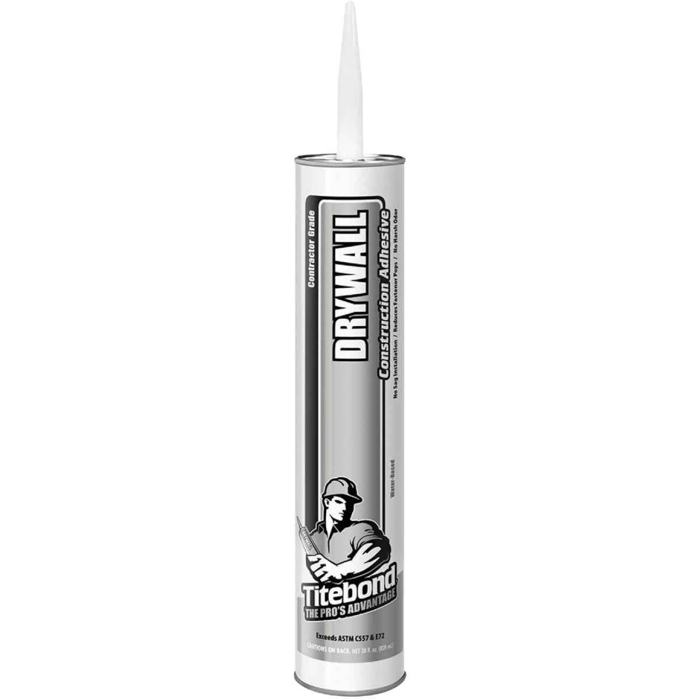 Titebond 28 Oz. Contractor VOC Grade Drywall Adhesive Image 1