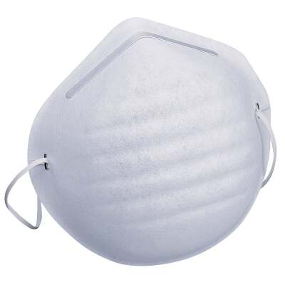 Safety Works Disposable Dust Mask (25-Pack)