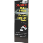 Olson 44-7/8 In. x 1/2 In. 10/14 TPI Vari Metal Cutting Band Saw Blade (3-Pack) Image 1