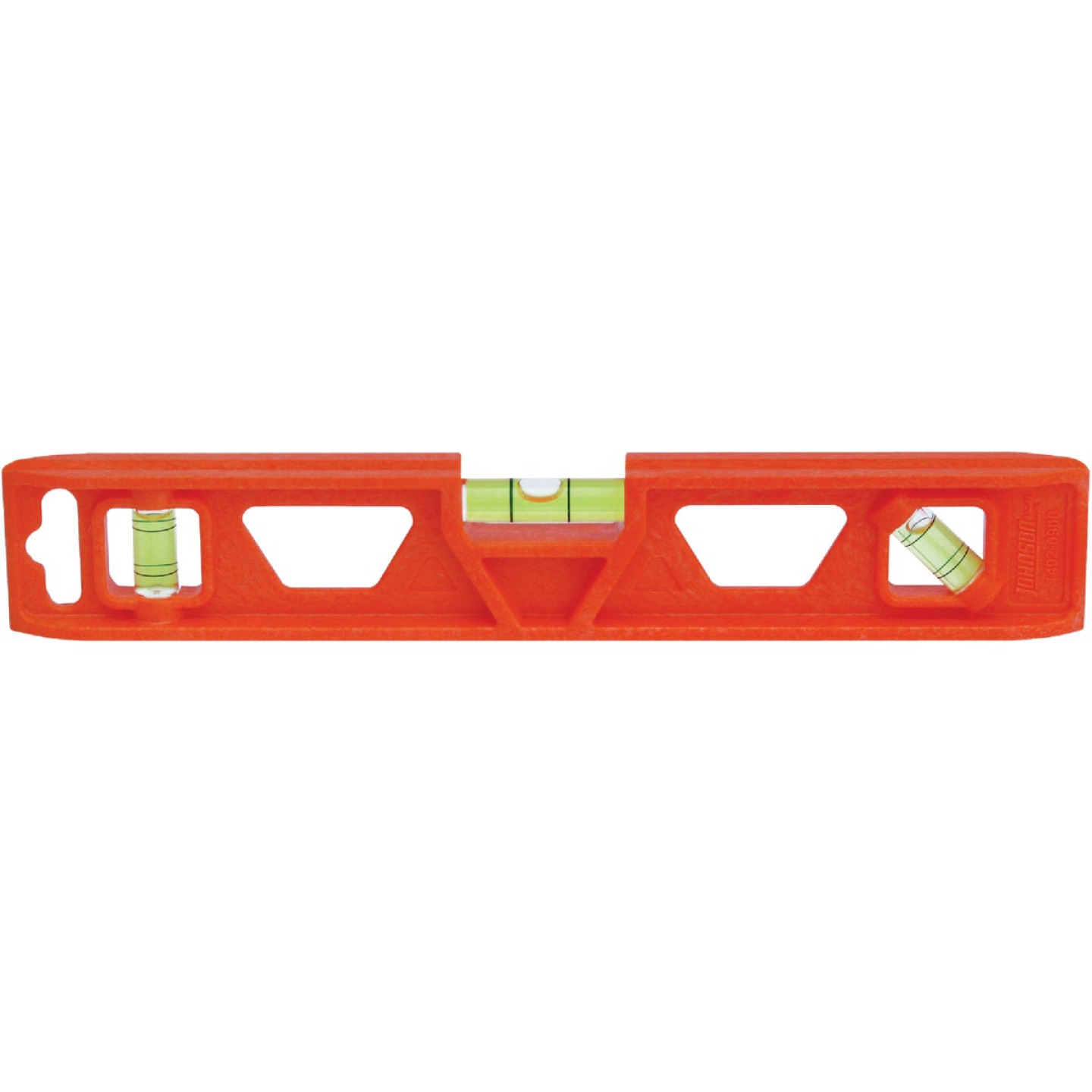 Johnson Level 9 In. Plastic Torpedo Level Image 1