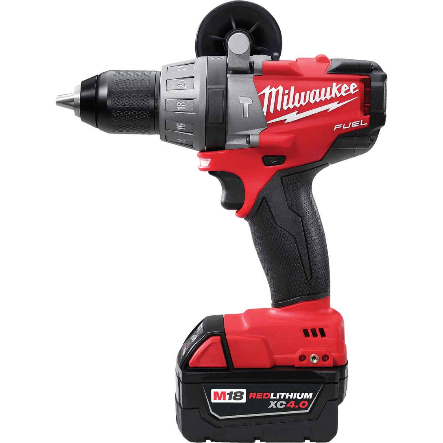 Milwaukee M18 FUEL 18-Volt XC Lithium-Ion Brushless 1/2 In. Cordless Hammer Drill Kit Image 1