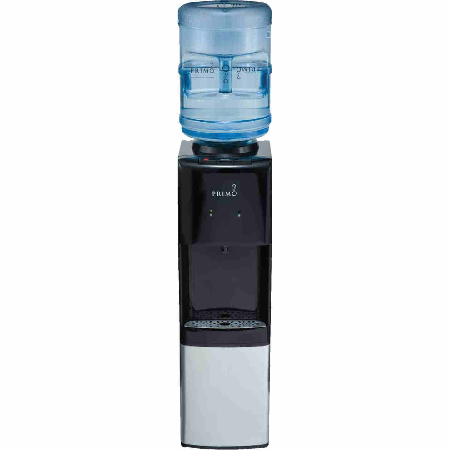 Primo Residential/Commercial 3/5 Gal. Hot/Cold Top Loading Water Cooler Image 1