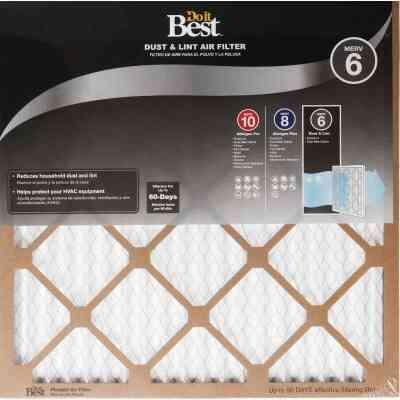 Do it Best 12 In. x 36 In. x 1 In. Dust & Lint MERV 6 Furnace Filter