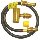 MR. HEATER 30 In. x POL Female x POL Female x POL Male LP Hose Assembly Image 1