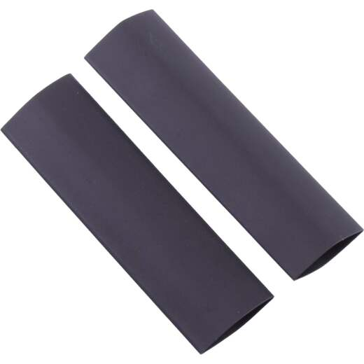 Gardner Bender Thin-Wall Polyolefin 1 In. x 4 In. Heat Shrink Tubing (2-Pack)