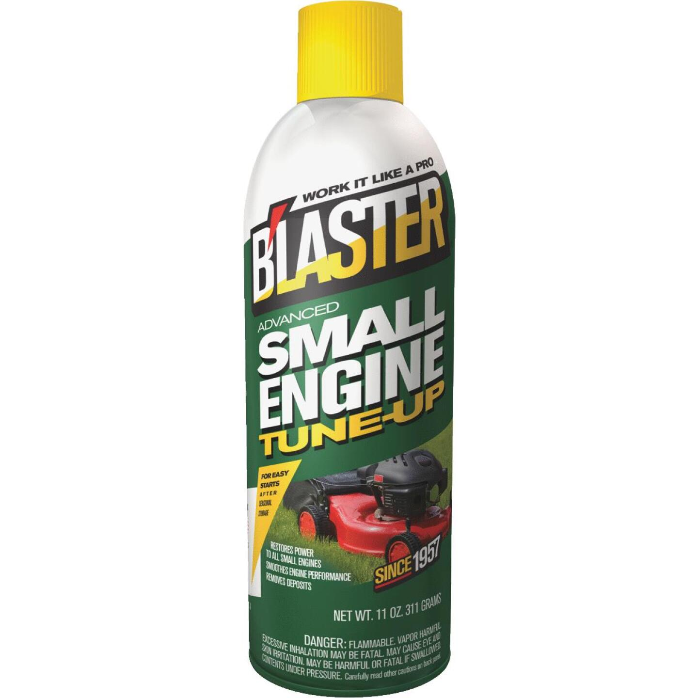 Blaster 11 Oz. Small Engine Tune-Up Multi-Purpose Lubricant Image 1