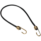 Erickson 10mm x 24 In. Industrial Bungee Cord, Black Image 1