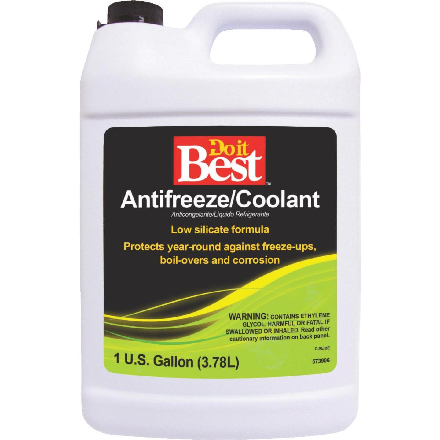 Do it Best Gallon Concentrate -62 F to 274 F Conventional Automotive Antifreeze Image 1