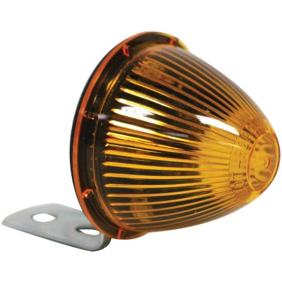 Peterson Beehive 12 V. Amber Clearance Light