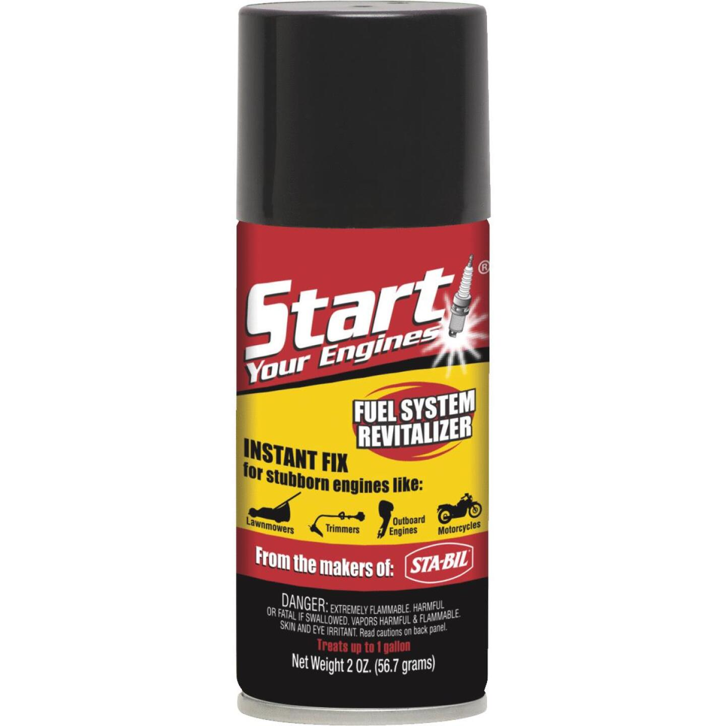 Start Your Engines 2 Oz. Starting Fluid Image 1