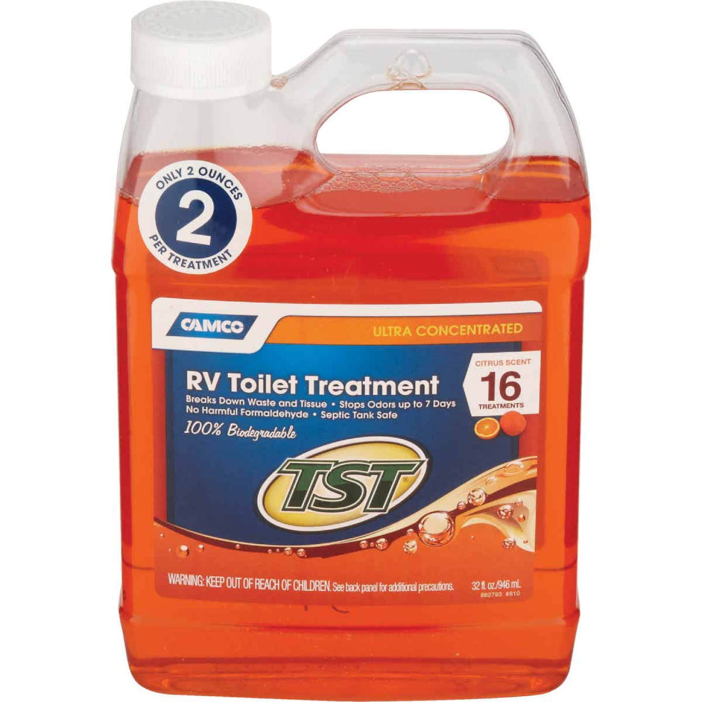 Camco 32 Oz. RV Tank Treatment Image 1