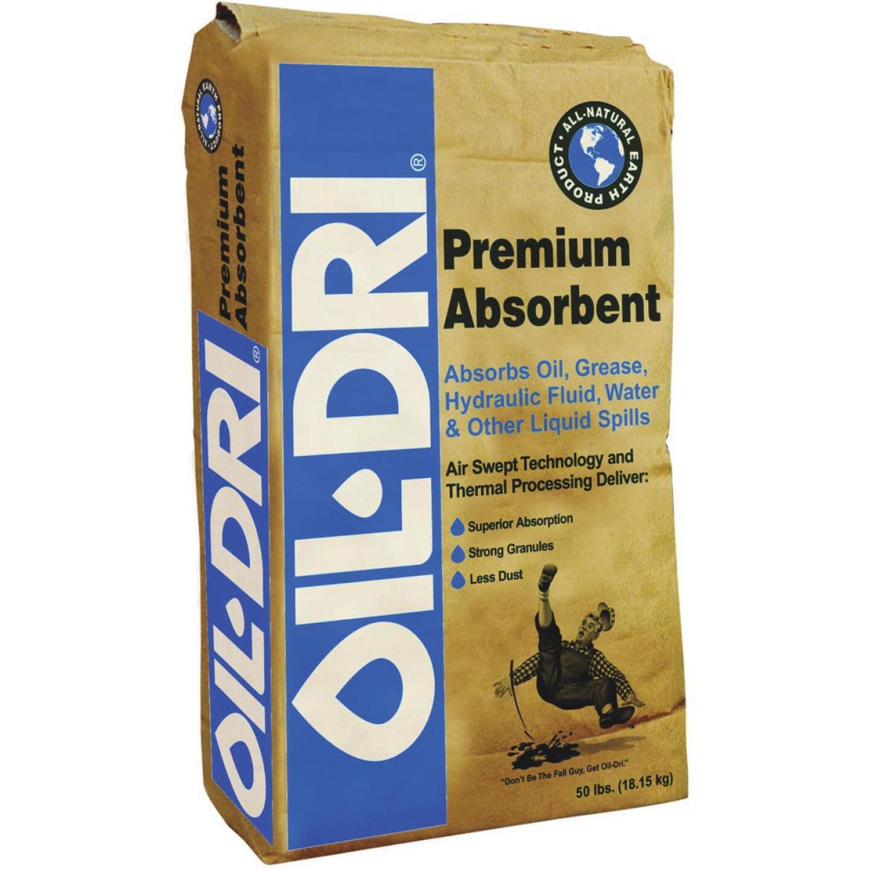 Oil Dri 50 Lb. Industrial Oil Absorbent Image 1