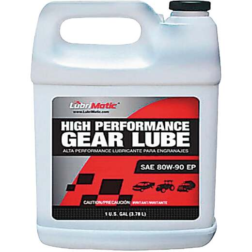 LubriMatic 1 Gal. 80W90 EP Gear Oil Lube