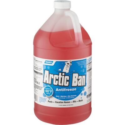 Camco Arctic Ban Gallon -50 Deg F RV and Marine Antifreeze