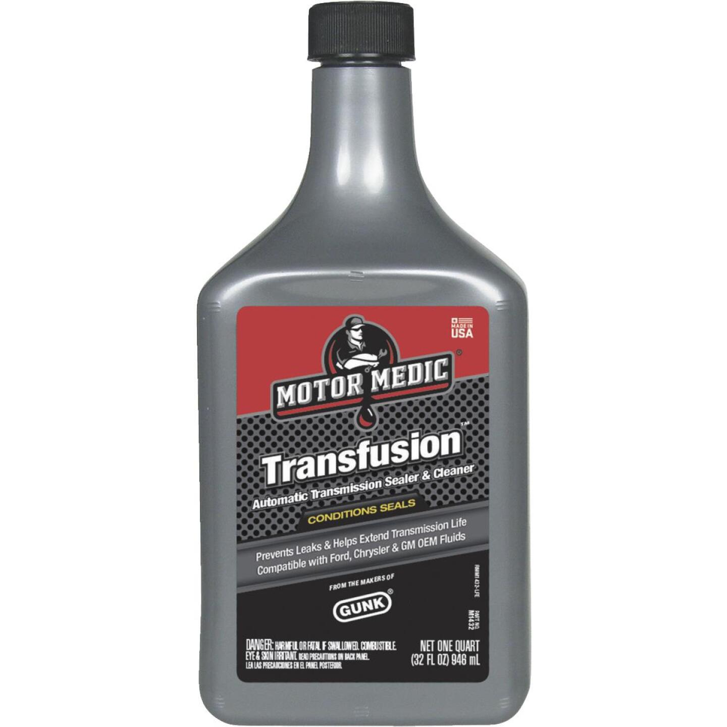 MotorMedic 32 Oz. Automatic Transmission Fluid And Conditioner Image 1