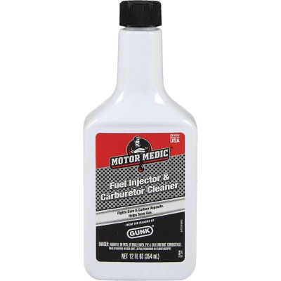 MotorMedic Injector 12 Fl. Oz. Fuel System Cleaner