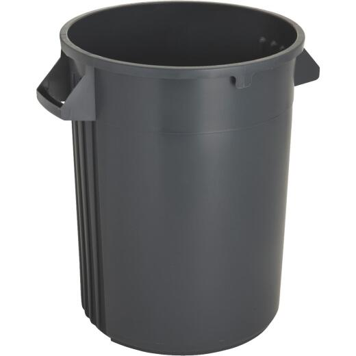Impact Gator 32 Gal. Commercial Trash Can