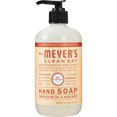 Mrs. Meyer's 12.5 Oz. Clean Day Oat Blossom Hand Soap