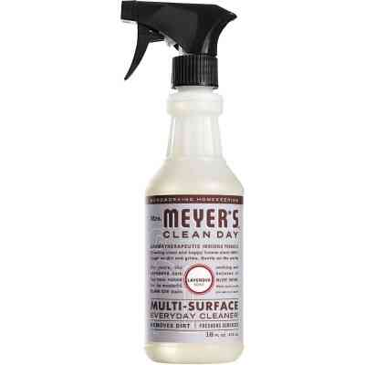 Mrs. Meyer's Clean Day 16 Oz. Lavender Multi-Surface Everyday Cleaner