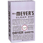 Mrs. Meyer's Clean Day Lavender Dryer Sheet (80 Count) Image 1