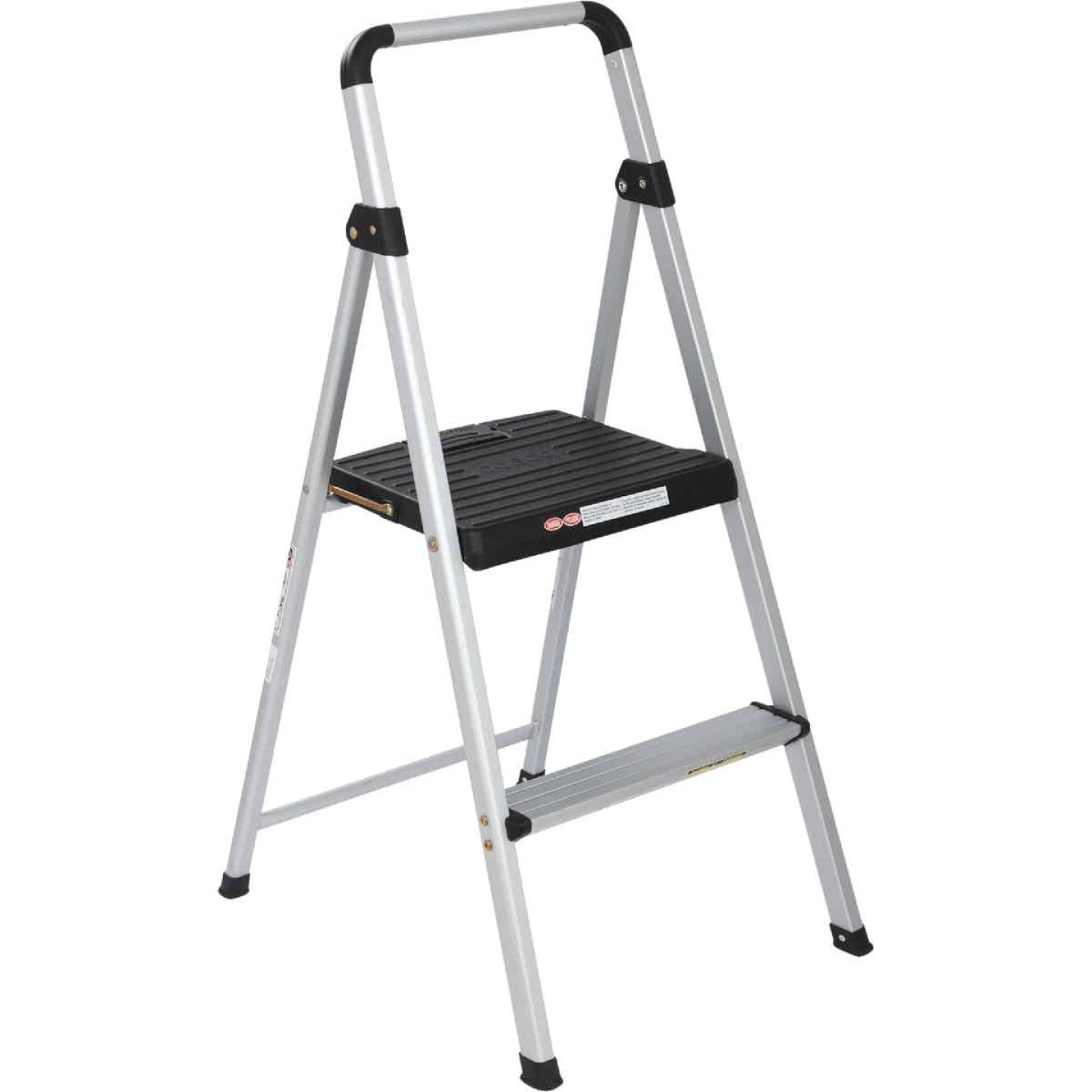 COSCO Lightweight 2-Step Folding Step Stool Image 1