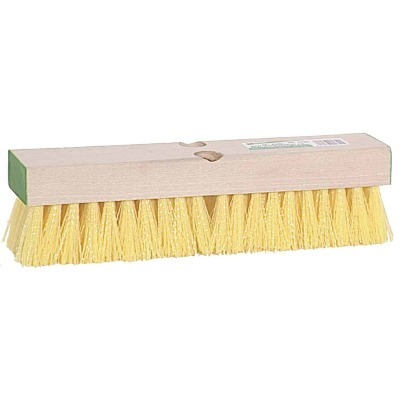 DQB 10 In. Deck Scrub Brush