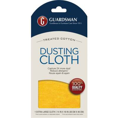 Guardsman 14 In. x 18 In. One-Wipe Dust Cloth
