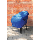 Do it Best Blue Woven 8 Ft. x 10 Ft. Medium Duty Poly Tarp Image 5