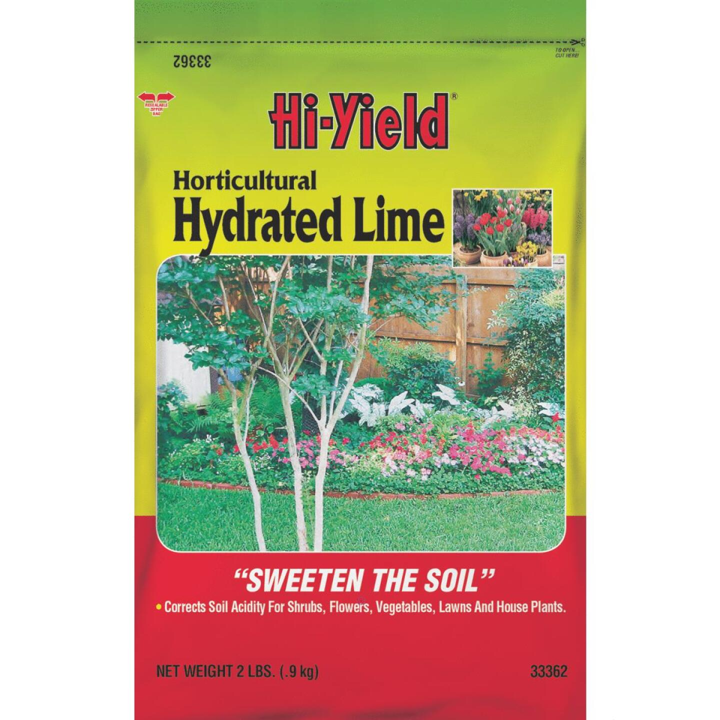 Hi-Yield 2 Lb. Plant Bedding Lime Image 1