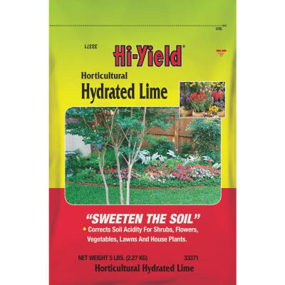 Hi-Yield 5 Lb. Plant Bedding Lime