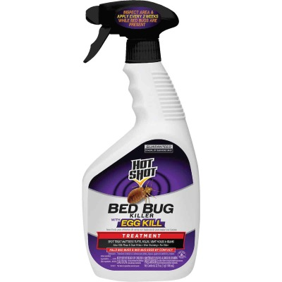 Hot Shot 32 Oz. Ready To Use Flea & Bedbug Killer