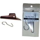 Tap My Trees Maple Sugaring Stainless Steel 7/16 In. Spile & Hook Image 1