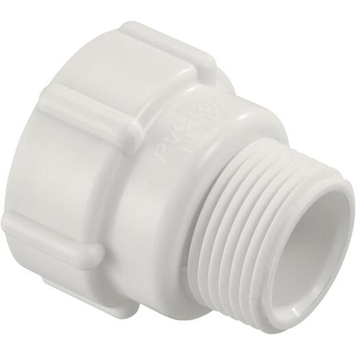 Orbit 1 In. x 1 In. MNPT PVC-Lock Adapter