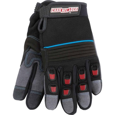 Channellock Men's 2XL Synthetic Leather Heavy-Duty High Performance Glove