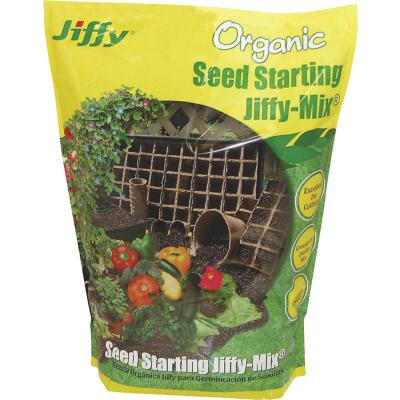 Jiffy 16 Qt. All Purpose Container Organic Seed Starting Mix