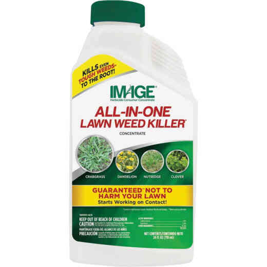 Image All-In-One 24 Oz. Concentrate Lawn Weed Killer