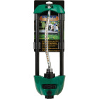 Dramm ColorStorm Heavy-Duty Metal 3000 Sq. Ft. Green Oscillating Sprinkler Image 2
