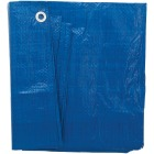 Do it Best Blue Woven 6 Ft. x 8 Ft. General Purpose Tarp Image 2