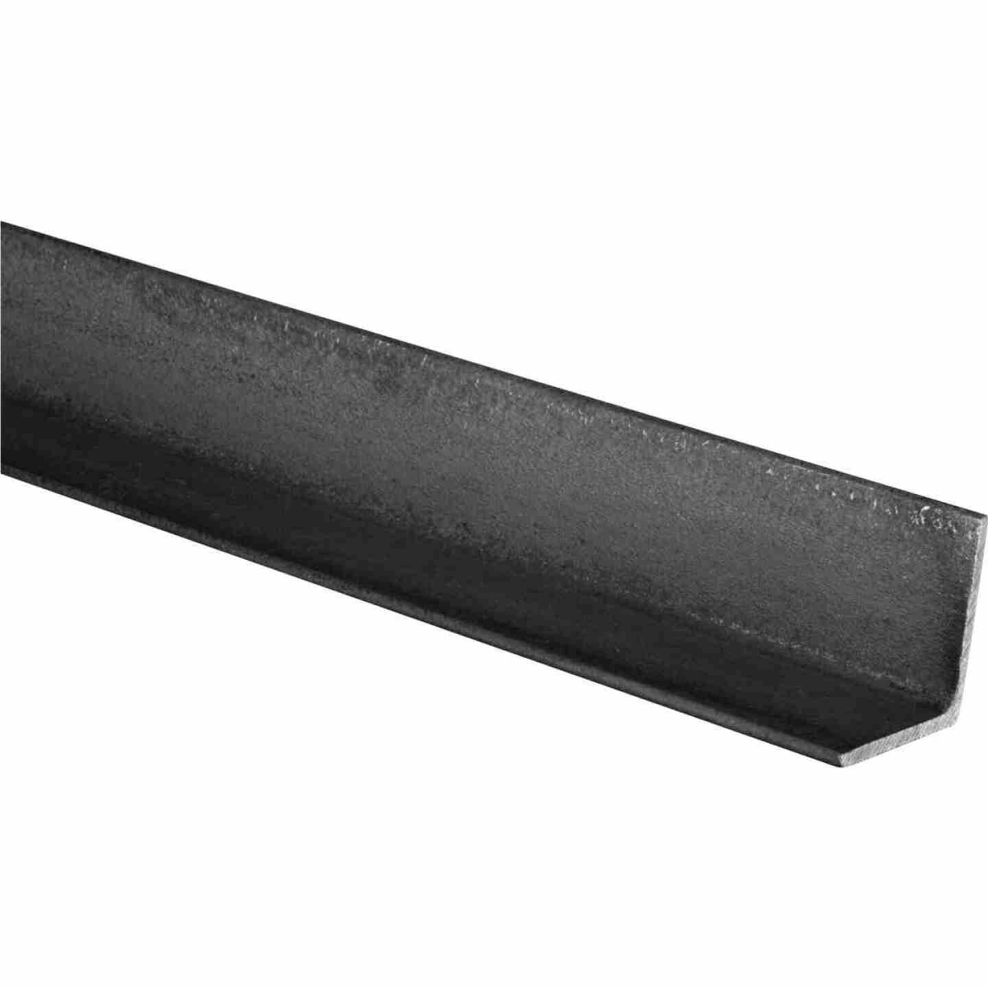 HILLMAN Steelworks Plain 2 In. x 4 Ft., 1/8 In. Weldable Solid Angle Image 1