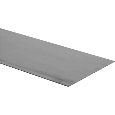 Hillman Steelworks 24 In. x 6 In. x 22 Ga. Steel Sheet Stock