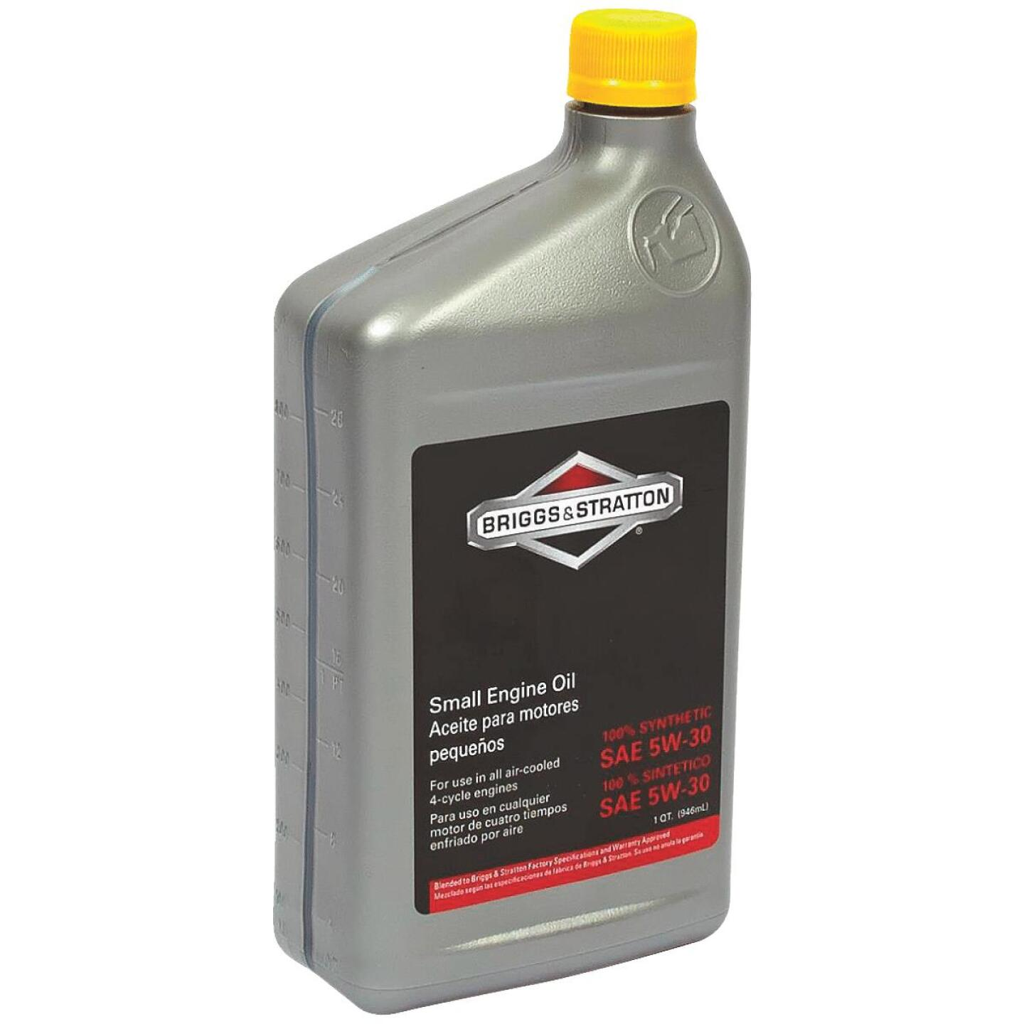 Briggs & Stratton 32 Oz. Synthetic 4-Cycle Motor Oil Image 1