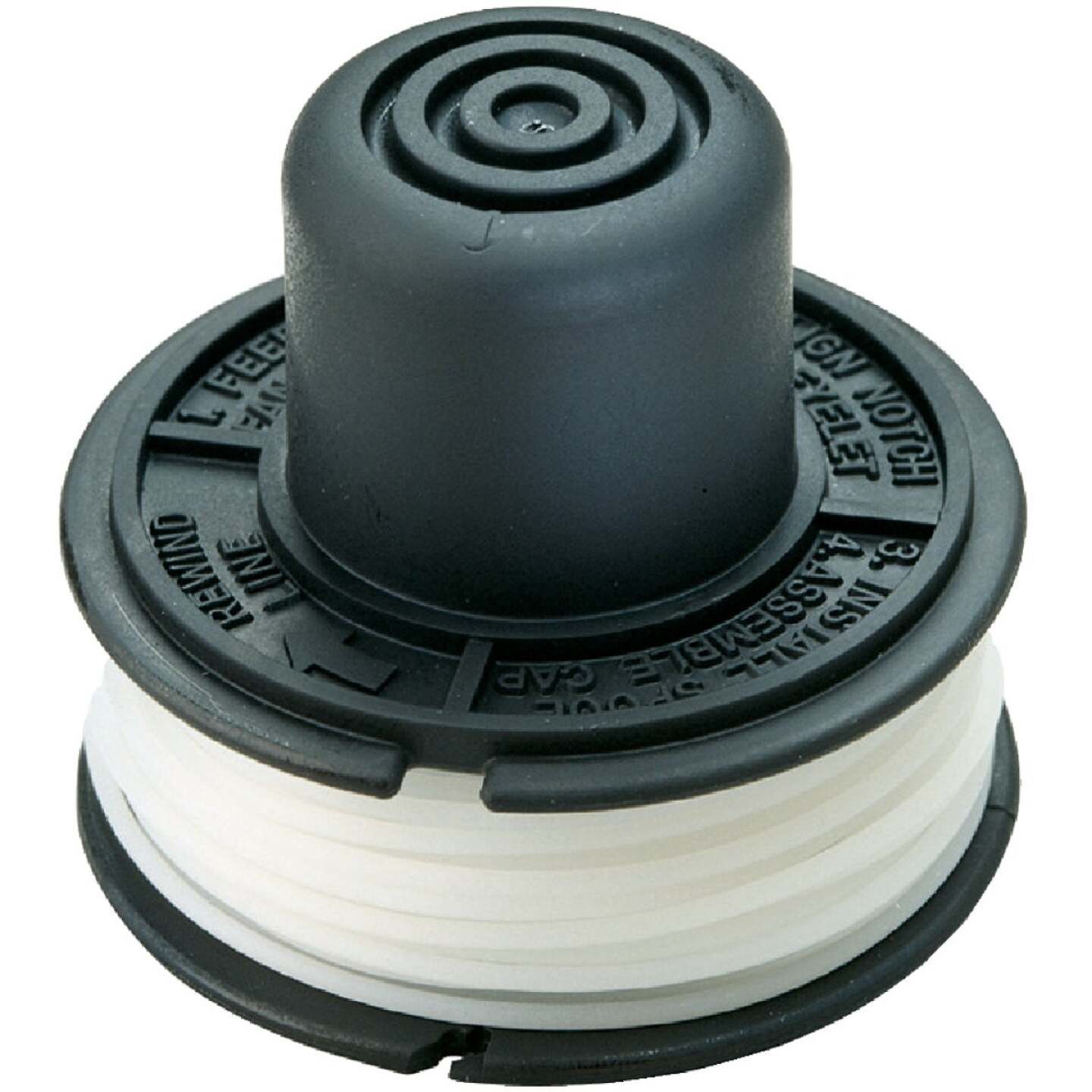 Black & Decker 0.065 In. x 20 Ft. Bump Feed Trimmer Line Spool Image 1