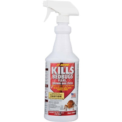 JT Eaton 32 Oz. Ready To Use Bedbug Killer