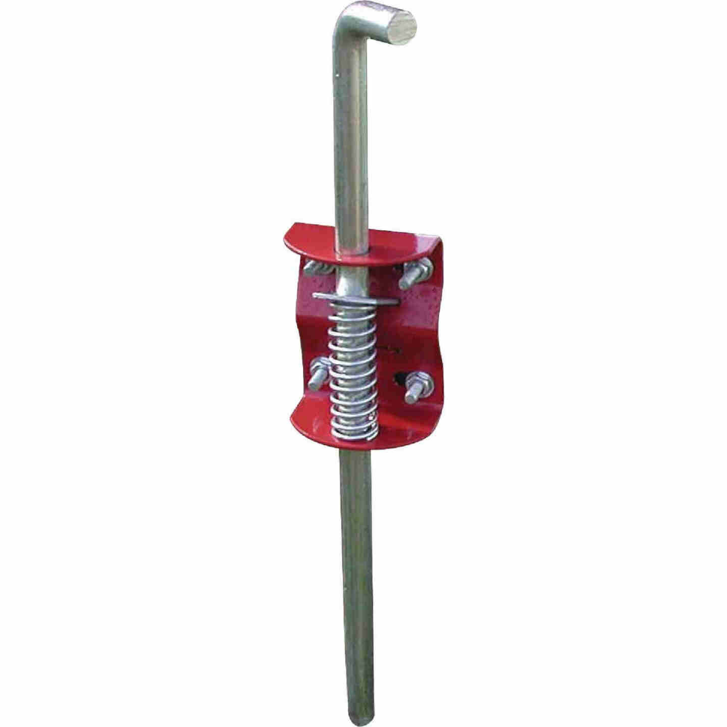 Speeco 1-3/4 In. to 2 In. Dia. Red Steel Gate Anchor Image 1