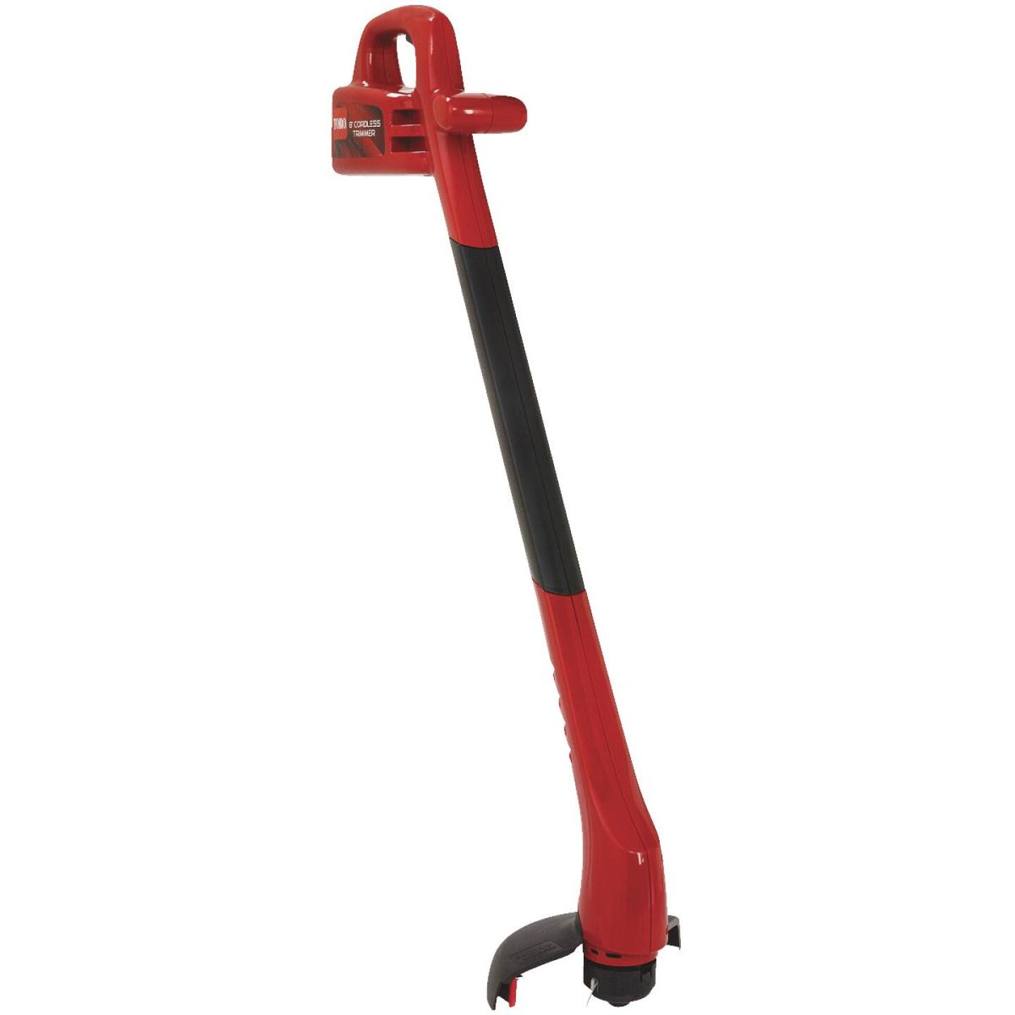 Toro 12V 8 In. Ni-Cad Straight Cordless String Trimmer Image 8